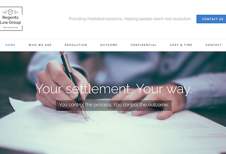 Regents Law Group By The Web Refinery